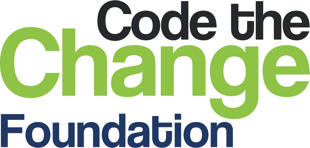 code the change foundation logo